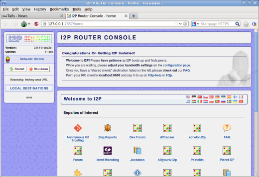 Screenshot-I2P Router Console - home - Iceweasel